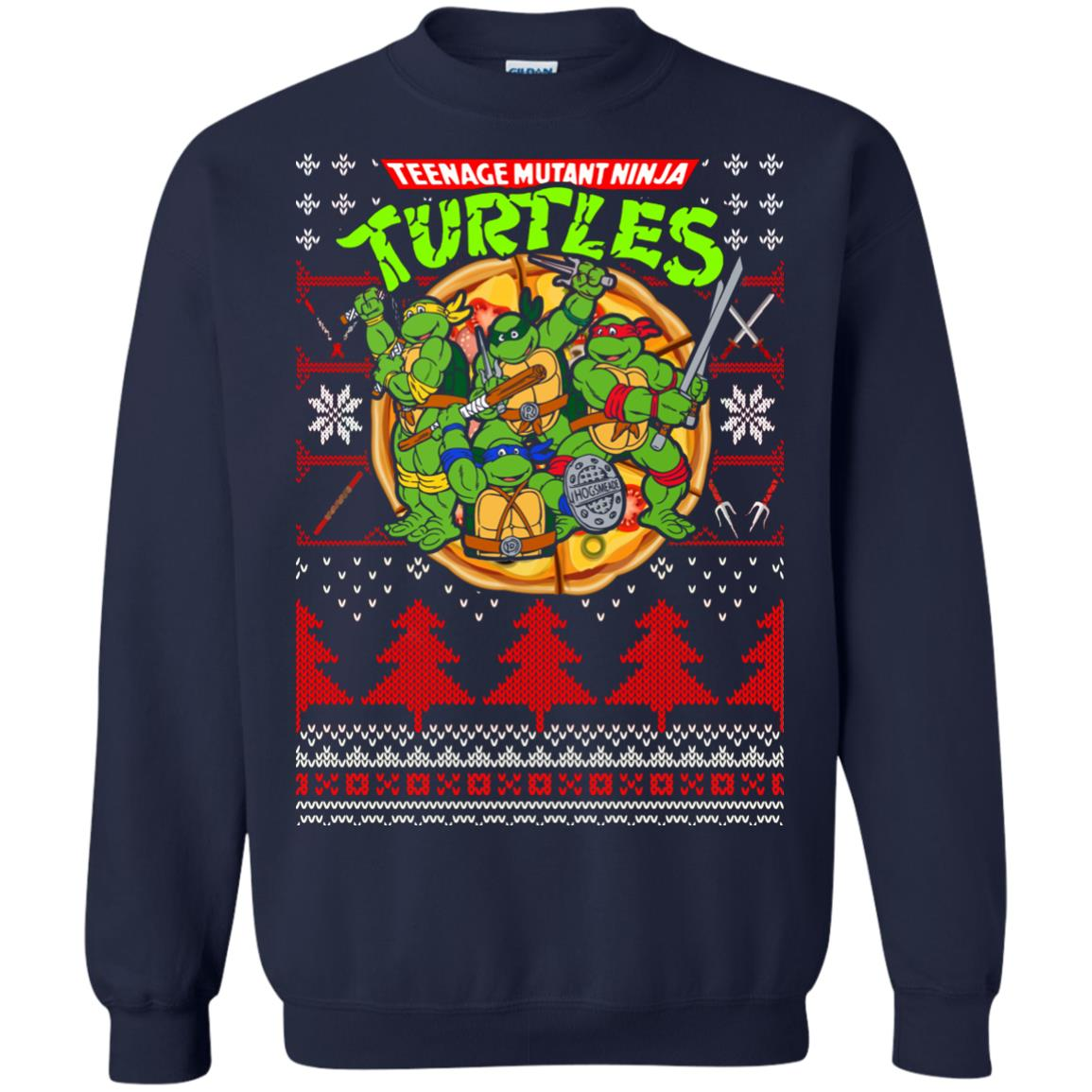 image 356px Teenage Ninja Mutant Turtles Christmas Sweater