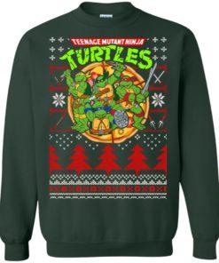 image 357 247x296px Teenage Ninja Mutant Turtles Christmas Sweater