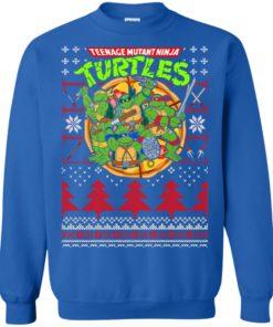 image 358 247x296px Teenage Ninja Mutant Turtles Christmas Sweater