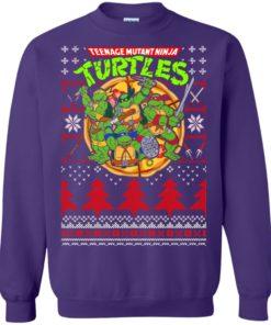 image 359 247x296px Teenage Ninja Mutant Turtles Christmas Sweater
