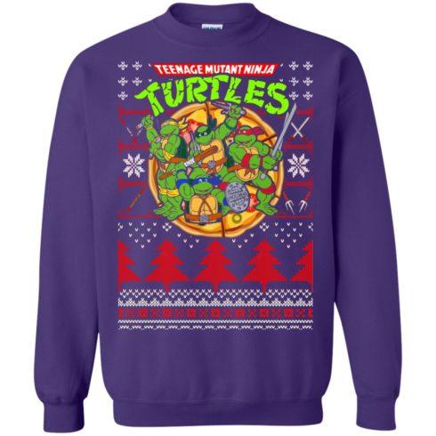 image 359 490x490px Teenage Ninja Mutant Turtles Christmas Sweater