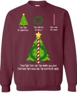 image 368 247x296px Harry Potter: The Tree Of Christmas The Wreath of Holly The Cane Of Candy Sweater