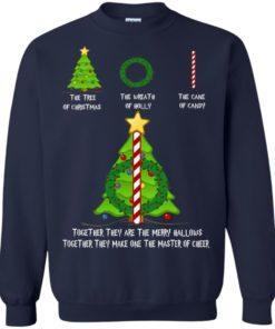image 369 247x296px Harry Potter: The Tree Of Christmas The Wreath of Holly The Cane Of Candy Sweater