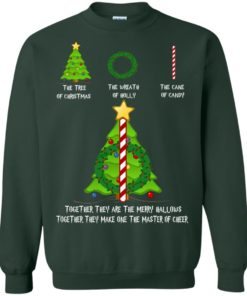image 370 247x296px Harry Potter: The Tree Of Christmas The Wreath of Holly The Cane Of Candy Sweater