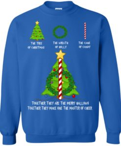 image 371 247x296px Harry Potter: The Tree Of Christmas The Wreath of Holly The Cane Of Candy Sweater