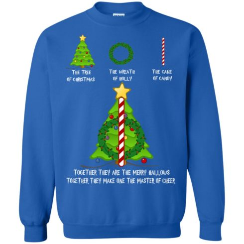 image 371 490x490px Harry Potter: The Tree Of Christmas The Wreath of Holly The Cane Of Candy Sweater