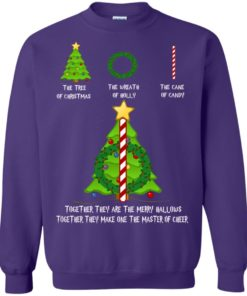 image 372 247x296px Harry Potter: The Tree Of Christmas The Wreath of Holly The Cane Of Candy Sweater
