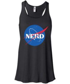 image 396 247x296px Nerd Nasa Logo T Shirts