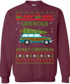 image 425 247x296px Christmas Vacation: Griswold Family Christmas Sweater