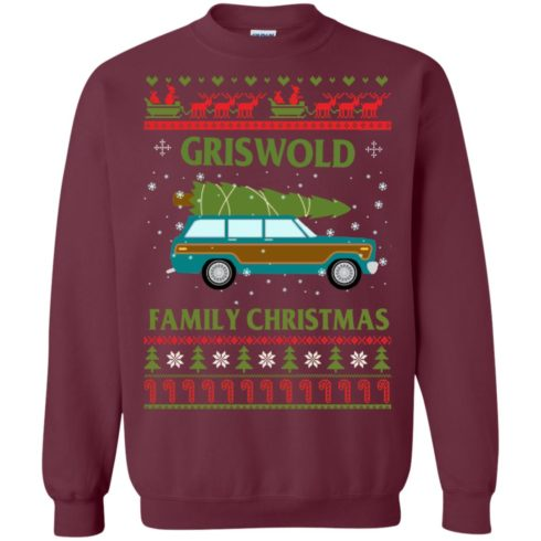 image 425 490x490px Christmas Vacation: Griswold Family Christmas Sweater