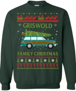 image 427 247x296px Christmas Vacation: Griswold Family Christmas Sweater