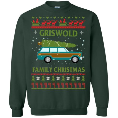 image 427 490x490px Christmas Vacation: Griswold Family Christmas Sweater