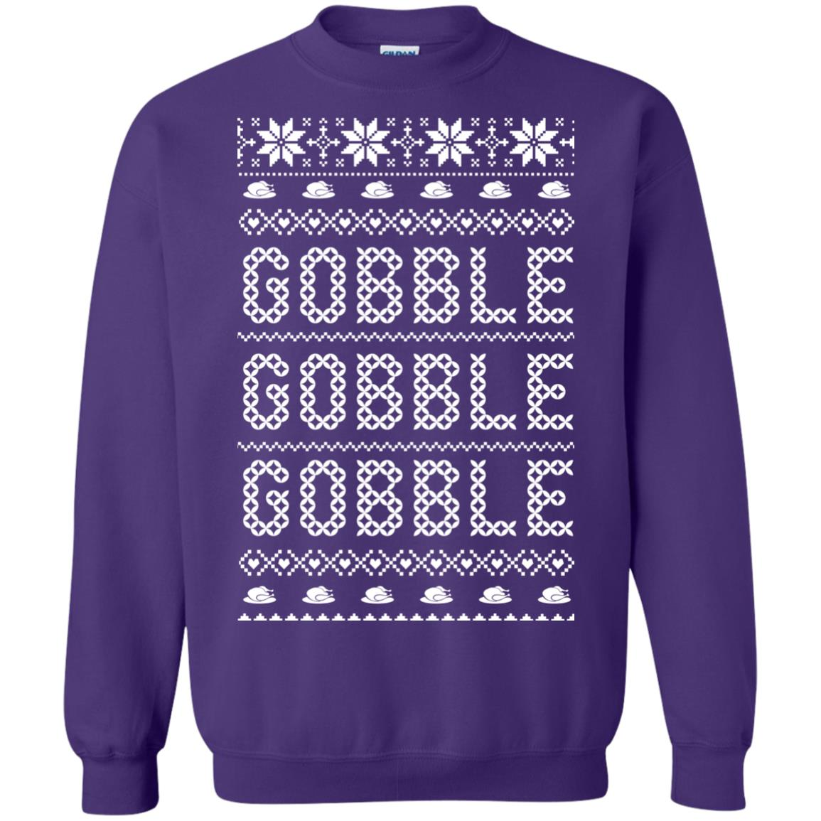 image 435px Gobble Gobble Gobble Ugly Christmas Sweater