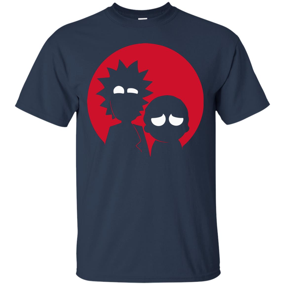 image 45px Rick and Morty: Minimalist Characters T Shirts, Hoodies, Tank