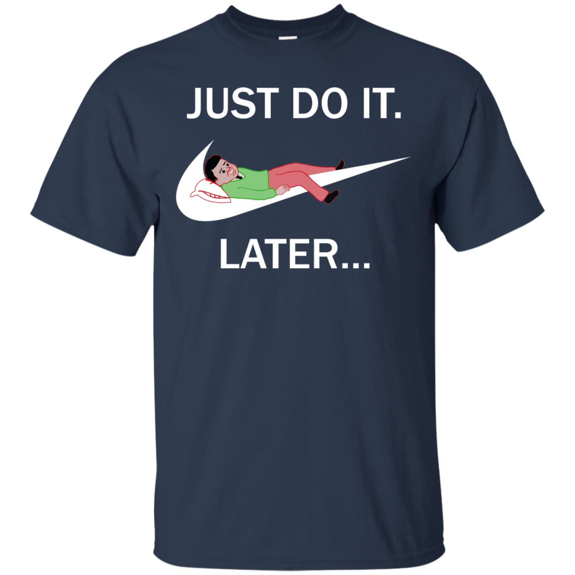 image 490px Just do it later – Joan Cornellà T shirt, hoodies, tank top