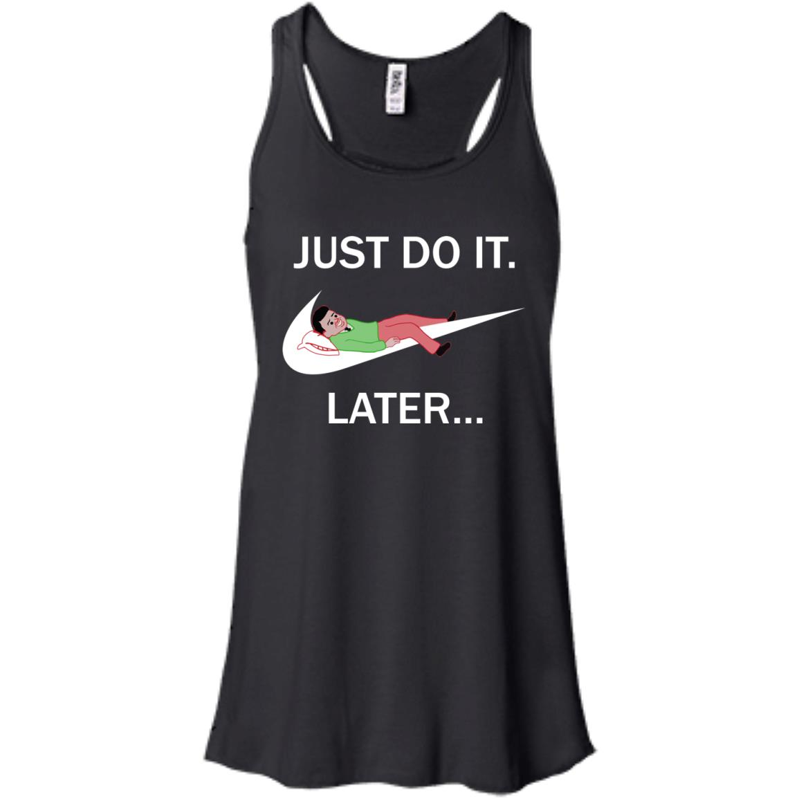 image 491px Just do it later – Joan Cornellà T shirt, hoodies, tank top