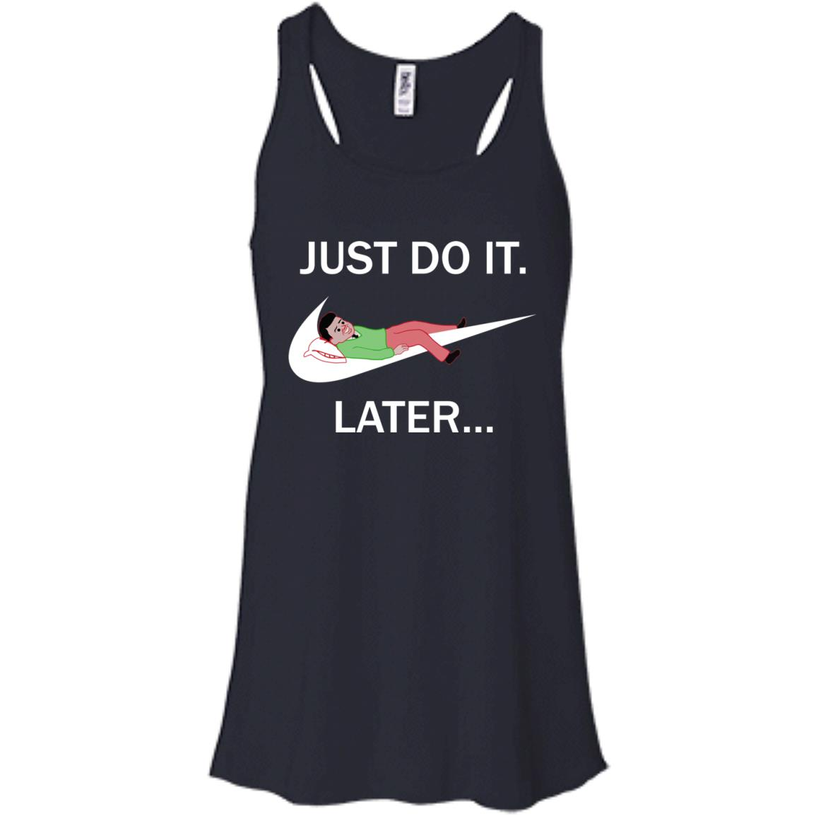 image 492px Just do it later – Joan Cornellà T shirt, hoodies, tank top