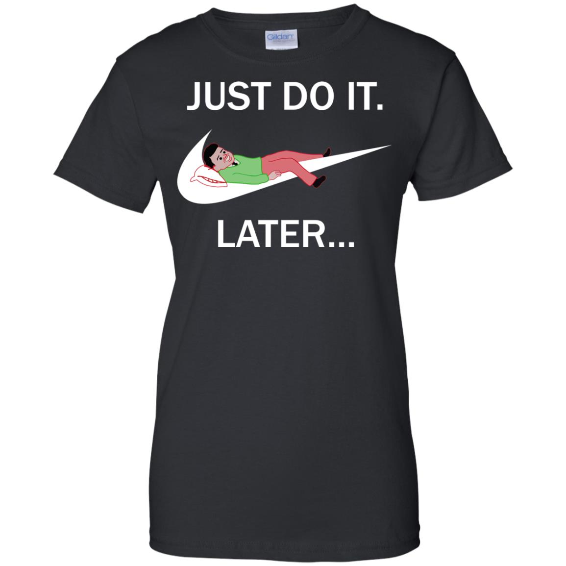 image 495px Just do it later – Joan Cornellà T shirt, hoodies, tank top