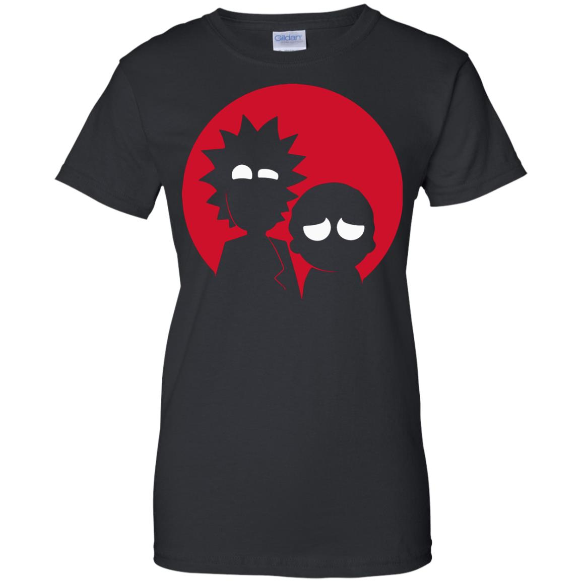 image 50px Rick and Morty: Minimalist Characters T Shirts, Hoodies, Tank