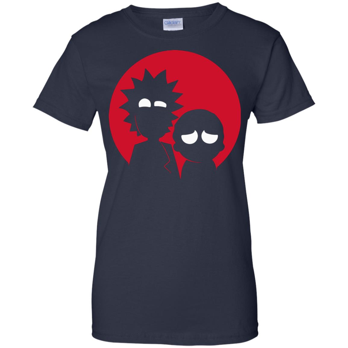 image 51px Rick and Morty: Minimalist Characters T Shirts, Hoodies, Tank