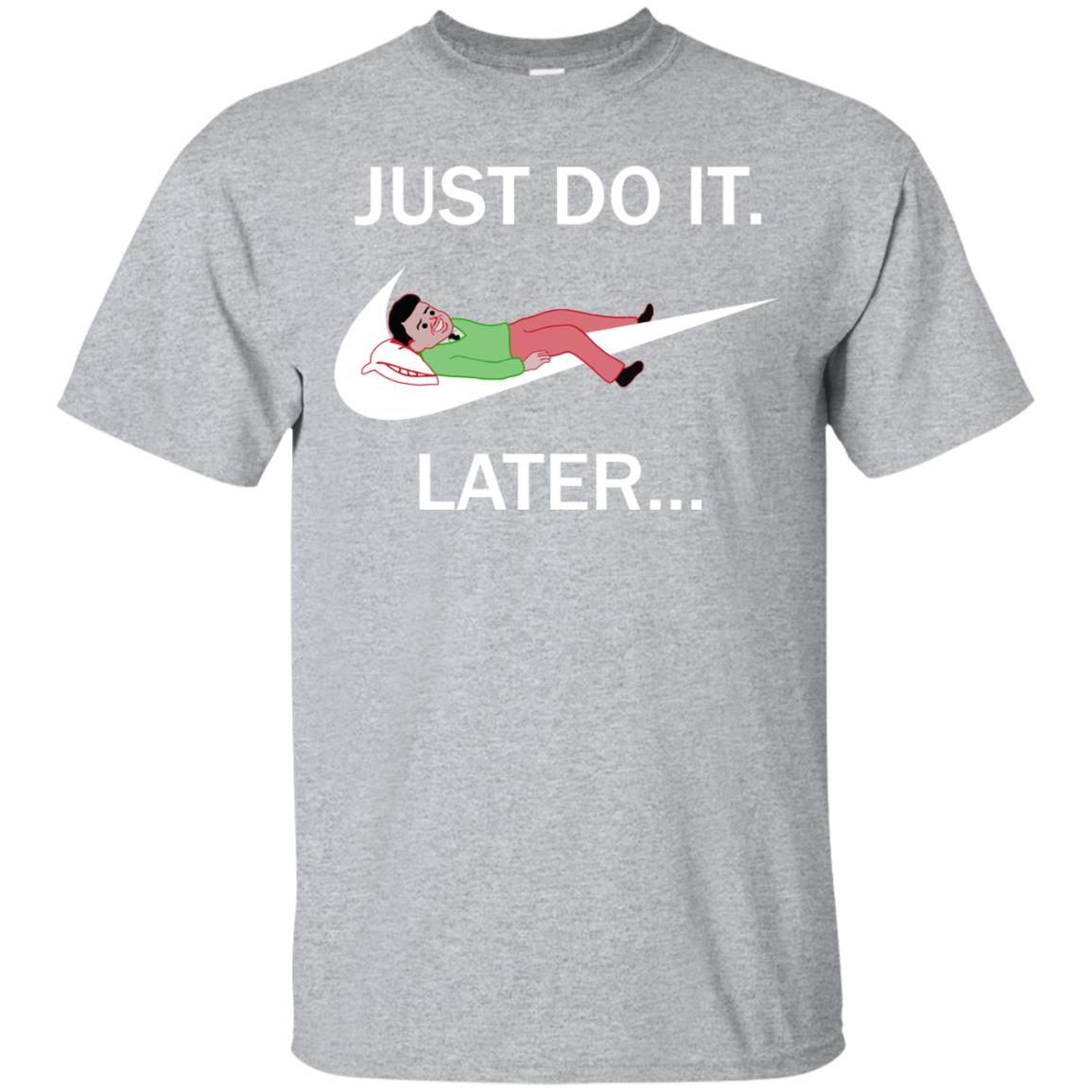 image 572px Joan Cornellà: Just do it later Sweater, Hoodies