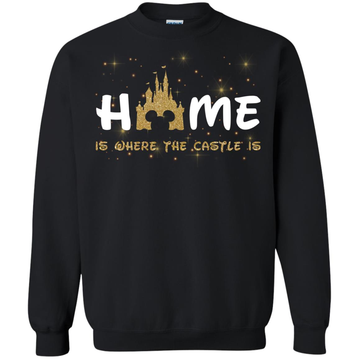image 665px Disney Sweater: Home Is Where The Castle Is Sweater