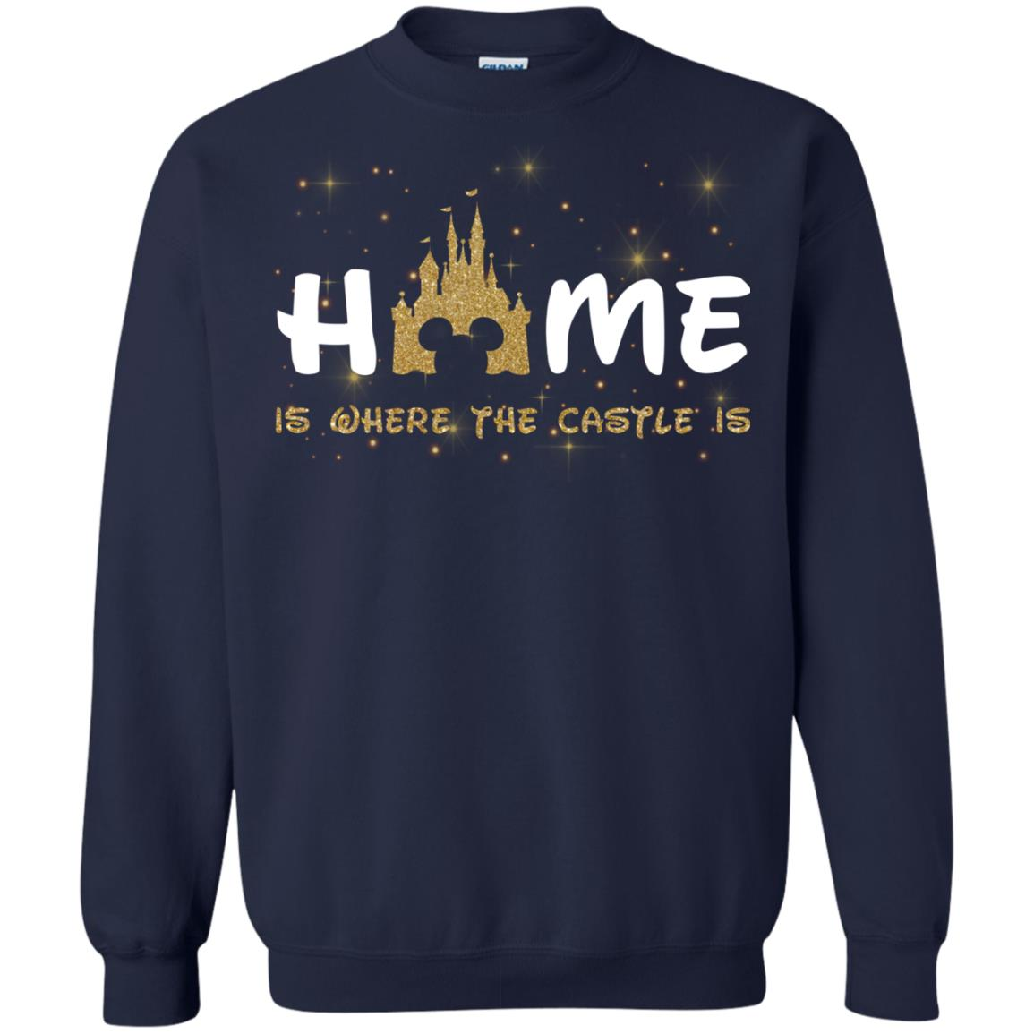 image 667px Disney Sweater: Home Is Where The Castle Is Sweater