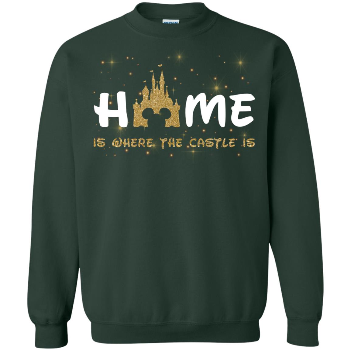 image 668px Disney Sweater: Home Is Where The Castle Is Sweater