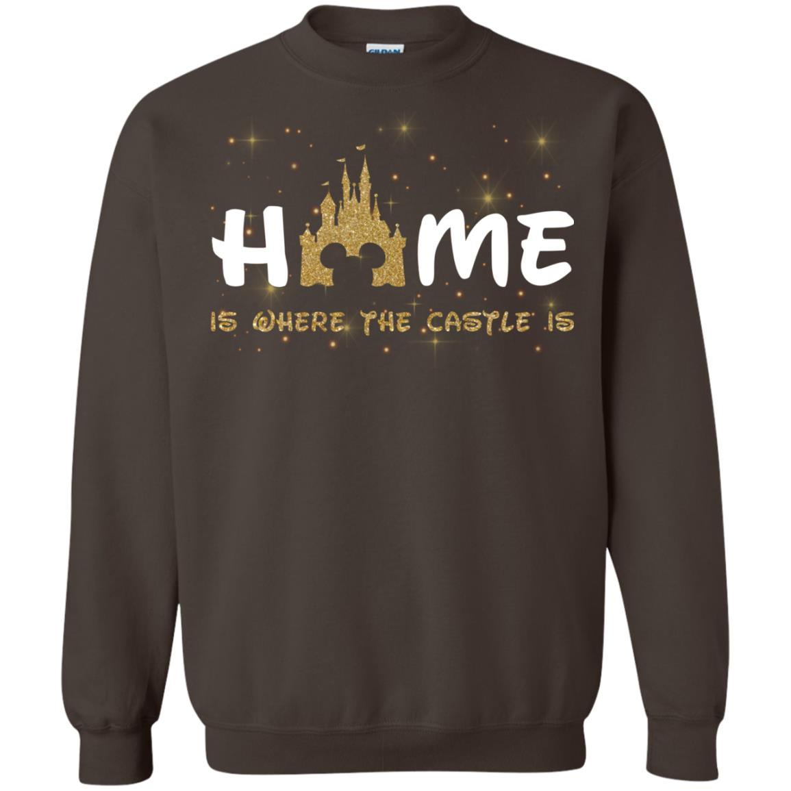 image 670px Disney Sweater: Home Is Where The Castle Is Sweater