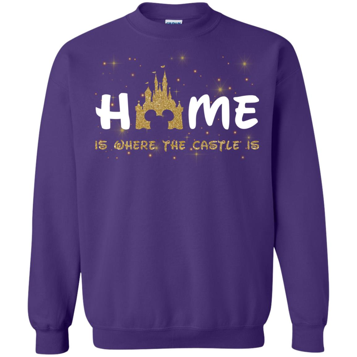 image 671px Disney Sweater: Home Is Where The Castle Is Sweater