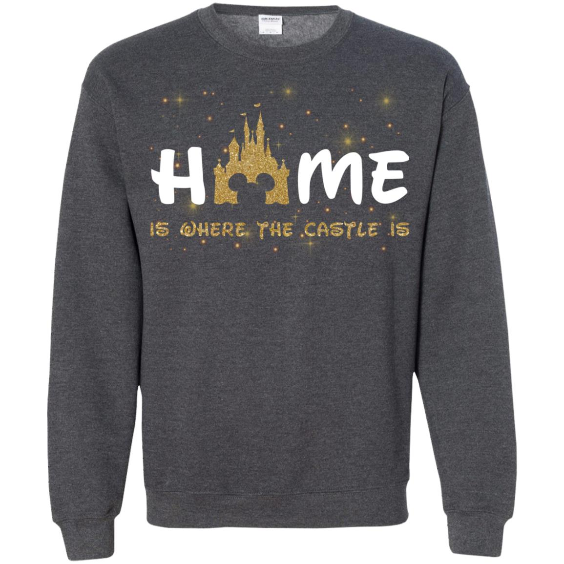 image 672px Disney Sweater: Home Is Where The Castle Is Sweater