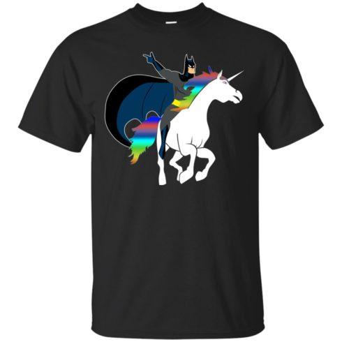 image 721 490x490px Batman Riding An Unicorn T Shirts, Hoodies