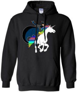 image 725 247x296px Batman Riding An Unicorn T Shirts, Hoodies