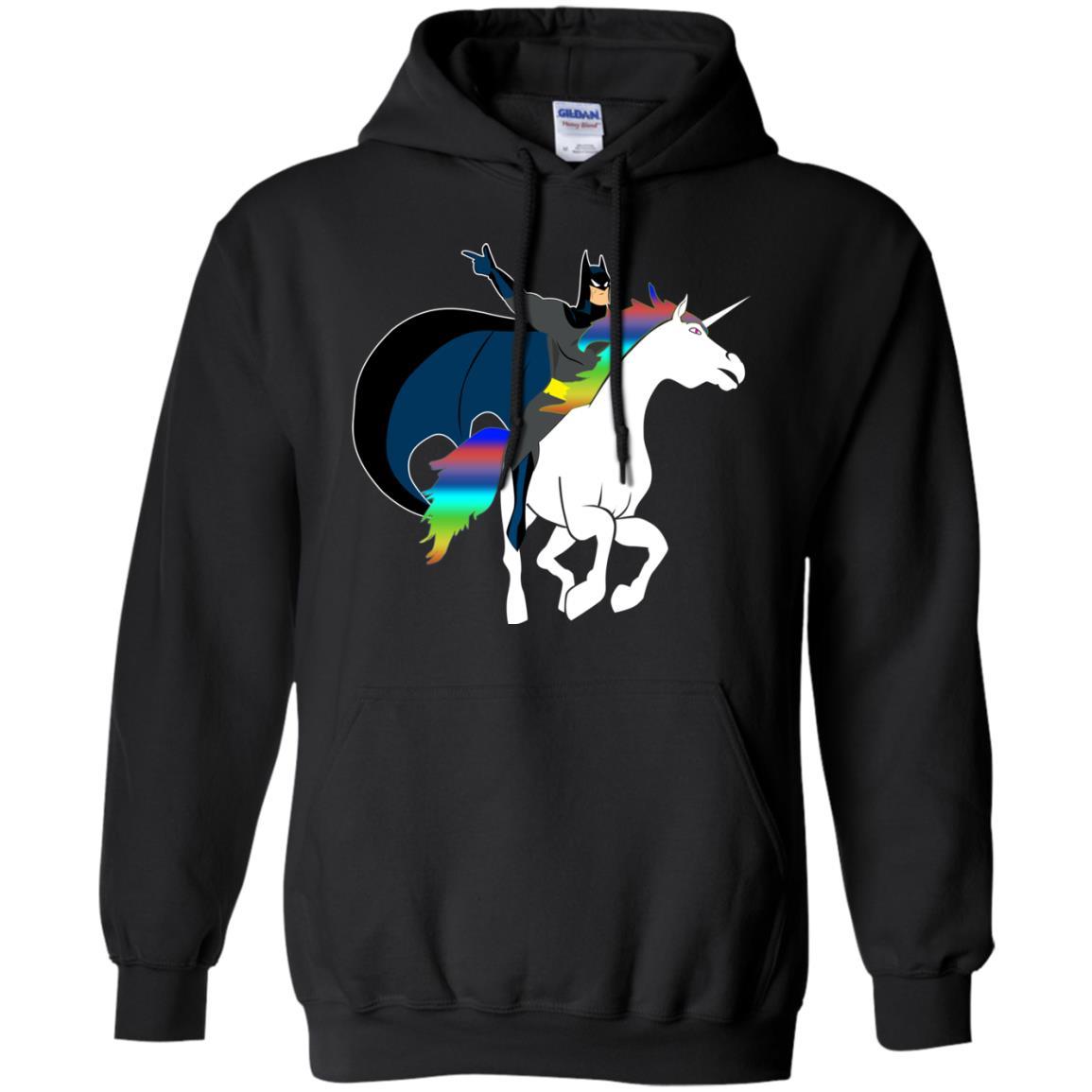 image 725px Batman Riding An Unicorn T Shirts, Hoodies
