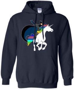image 726 247x296px Batman Riding An Unicorn T Shirts, Hoodies