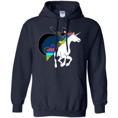 image 726 490x490px Batman Riding An Unicorn T Shirts, Hoodies
