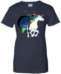 image 728 247x296px Batman Riding An Unicorn T Shirts, Hoodies
