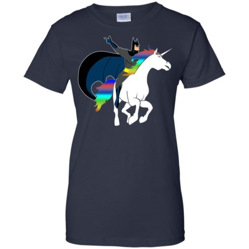 image 728 490x490px Batman Riding An Unicorn T Shirts, Hoodies