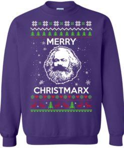 image 735 247x296px Karl Marx Merry ChristMarx Ugly Christmas Sweater