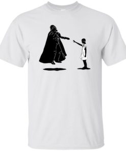 image 754 247x296px Stranger Things – Eleven vs Darth Vader Star Wars T Shirts, Hoodies, Tank
