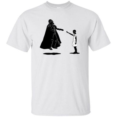 image 754 490x490px Stranger Things – Eleven vs Darth Vader Star Wars T Shirts, Hoodies, Tank
