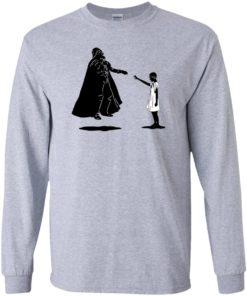image 756 247x296px Stranger Things – Eleven vs Darth Vader Star Wars T Shirts, Hoodies, Tank
