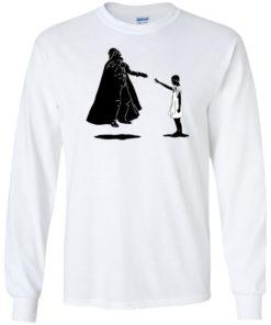 image 757 247x296px Stranger Things – Eleven vs Darth Vader Star Wars T Shirts, Hoodies, Tank