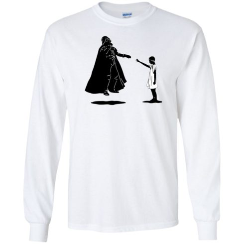 image 757 490x490px Stranger Things – Eleven vs Darth Vader Star Wars T Shirts, Hoodies, Tank