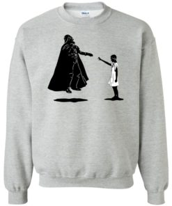 image 760 247x296px Stranger Things – Eleven vs Darth Vader Star Wars T Shirts, Hoodies, Tank