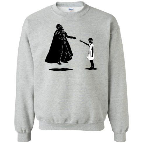 image 760 490x490px Stranger Things – Eleven vs Darth Vader Star Wars T Shirts, Hoodies, Tank