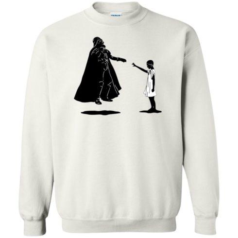 image 761 490x490px Stranger Things – Eleven vs Darth Vader Star Wars T Shirts, Hoodies, Tank