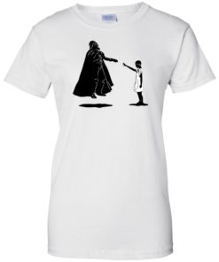 image 763 247x296px Stranger Things – Eleven vs Darth Vader Star Wars T Shirts, Hoodies, Tank