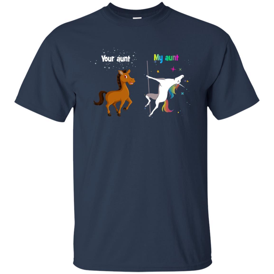image 934px My aunt unicorn vs your aunt horse t shirt, hoodies, tank top