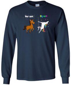image 938 247x296px My aunt unicorn vs your aunt horse t shirt, hoodies, tank top